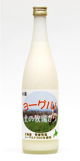 やたがらす吉野物語 北海道産 ヨーグルト